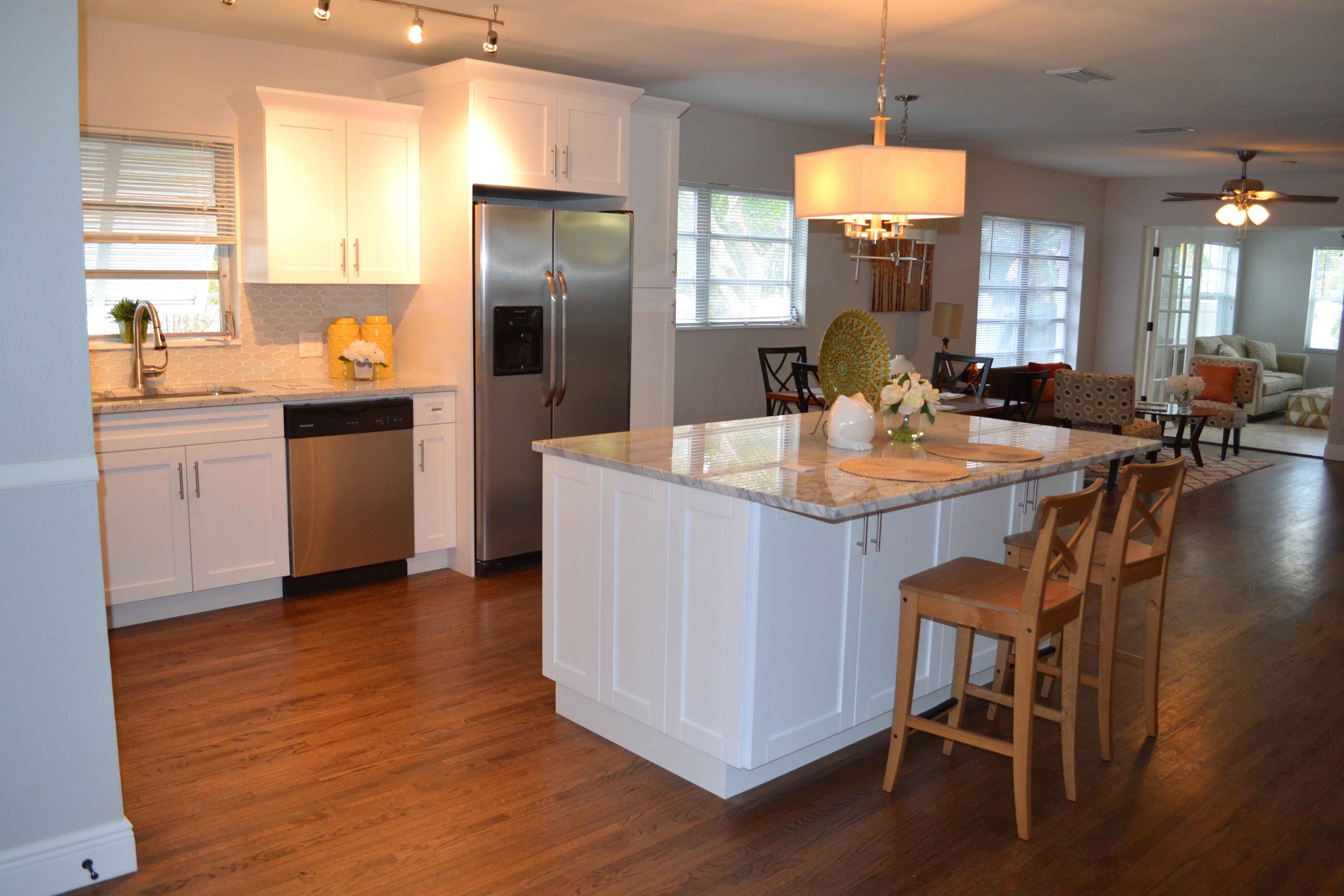 Beach Park Tampa FL Staging Cardinal Designs And
