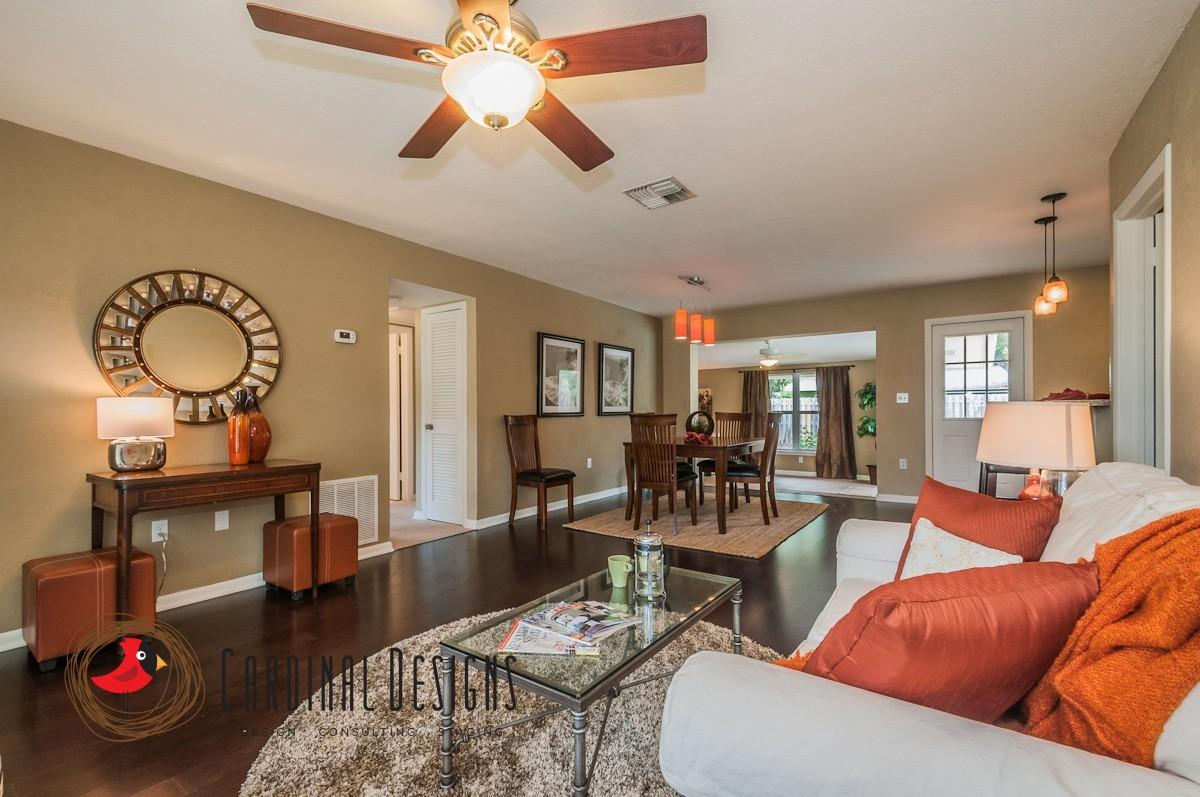 Trask Street South Tampa Pool Home Rehab Cardinal Designs