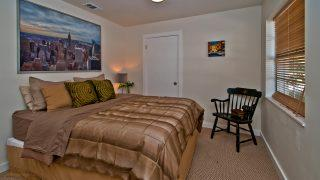 Wallace Street, South Tampa-Master Bedroom