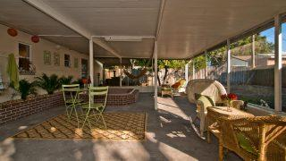 Wallace Street, South Tampa, Sunroom