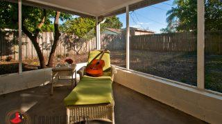 Wallace Street, South Tampa-Sun Room