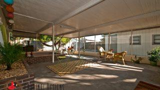 Wallace Street, South Tampa-Sunroom