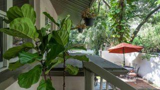 Henry St. Tampa back porch