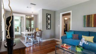 Henry St. Tampa living 2
