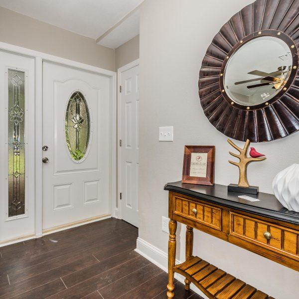 Home Staging For Rehabbed Property On Vasconia St. Tampa FL