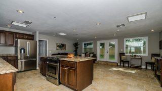 Vasconia St Tampa Kitchen-Family Room 1