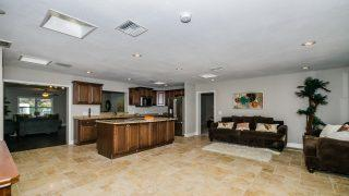 Vasconia St Tampa Kitchen-Family Room 4
