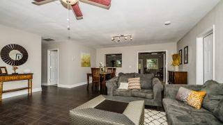 Vasconia St Tampa Living Room-Dining Room 2