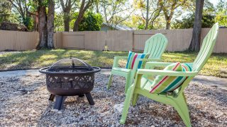 Woodlawn Backyard Fire Pit