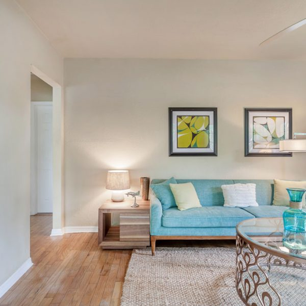 Staged Block Home Central Ave Seminole Heights