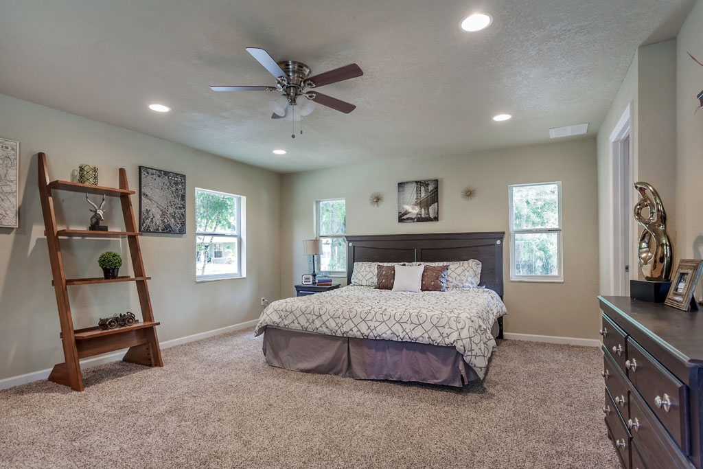 Staged Block Home Central Ave Seminole Heights Cardinal
