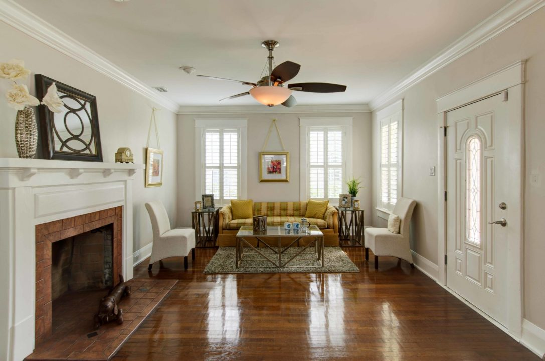 Home Staging In A South Tampa Bungalow Cardinal Designs