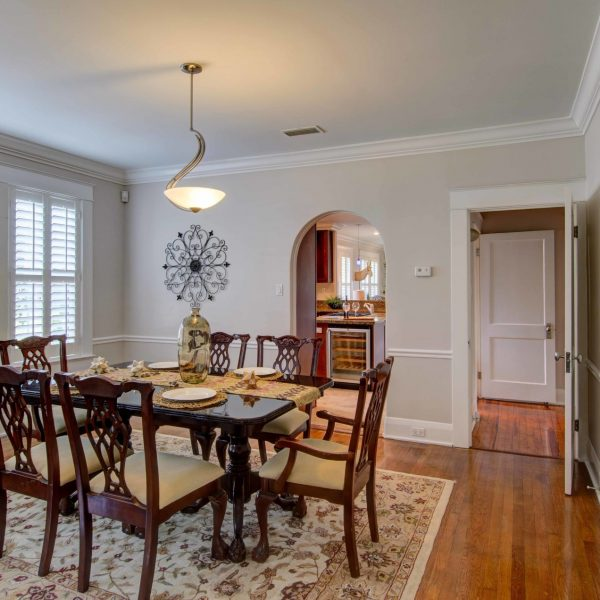 Home Staging In A South Tampa Bungalow