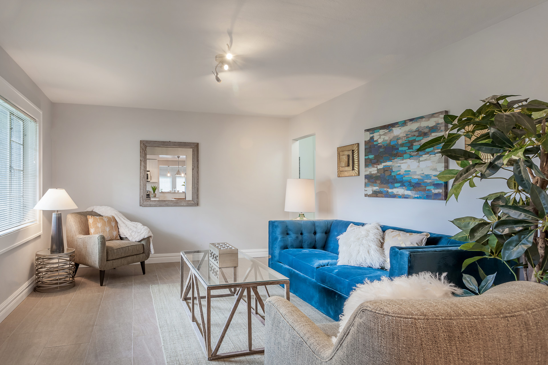 Seminole Heights Mid Century Beauty Staged By Cardinal