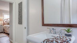 Mid Century Style Bathroom