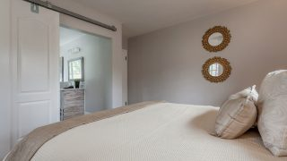 Mid Century Style Bedroom