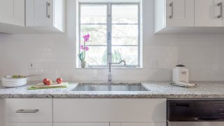 Mid Century Style Kitchen Sink