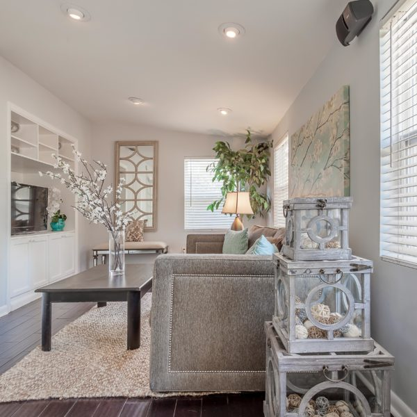 South Tampa Home Staged Under Contract In Hours Cardinal Designs
