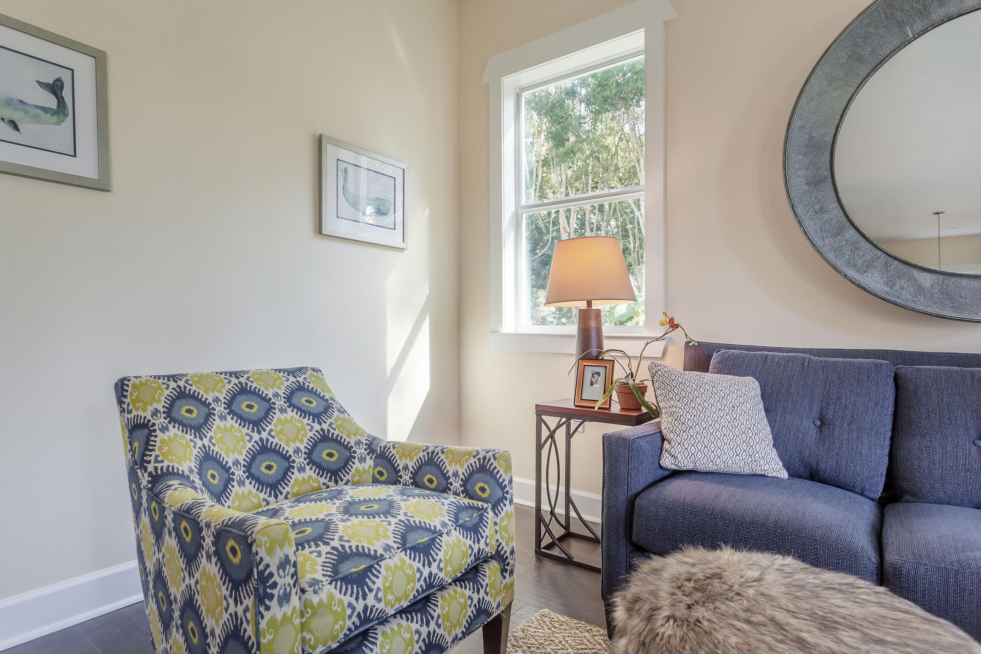 Coastally Modern Home Boasts Copious Windows And Juliette