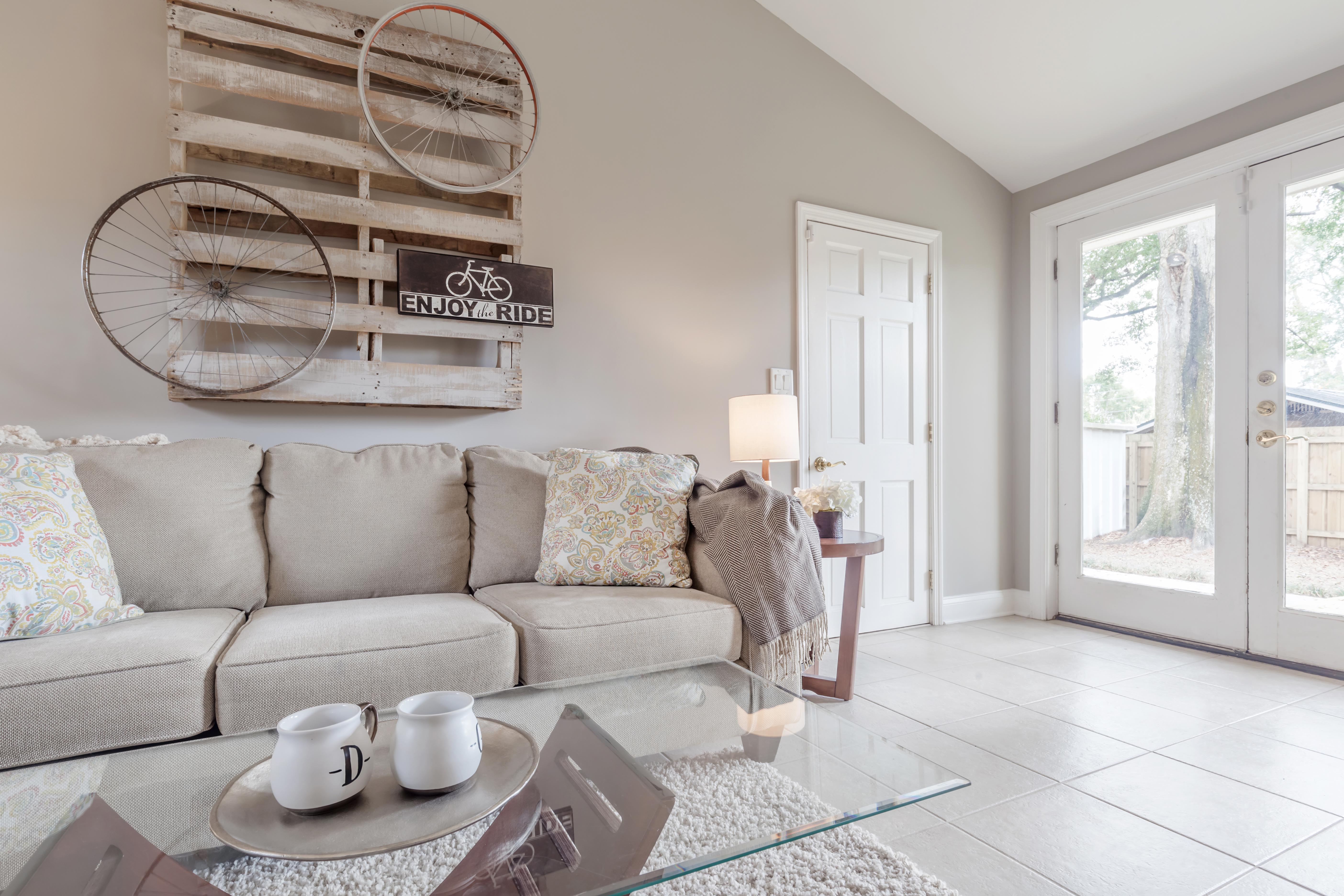 Chic, Eclectic Home Ready for Buyer - Cardinal Designs