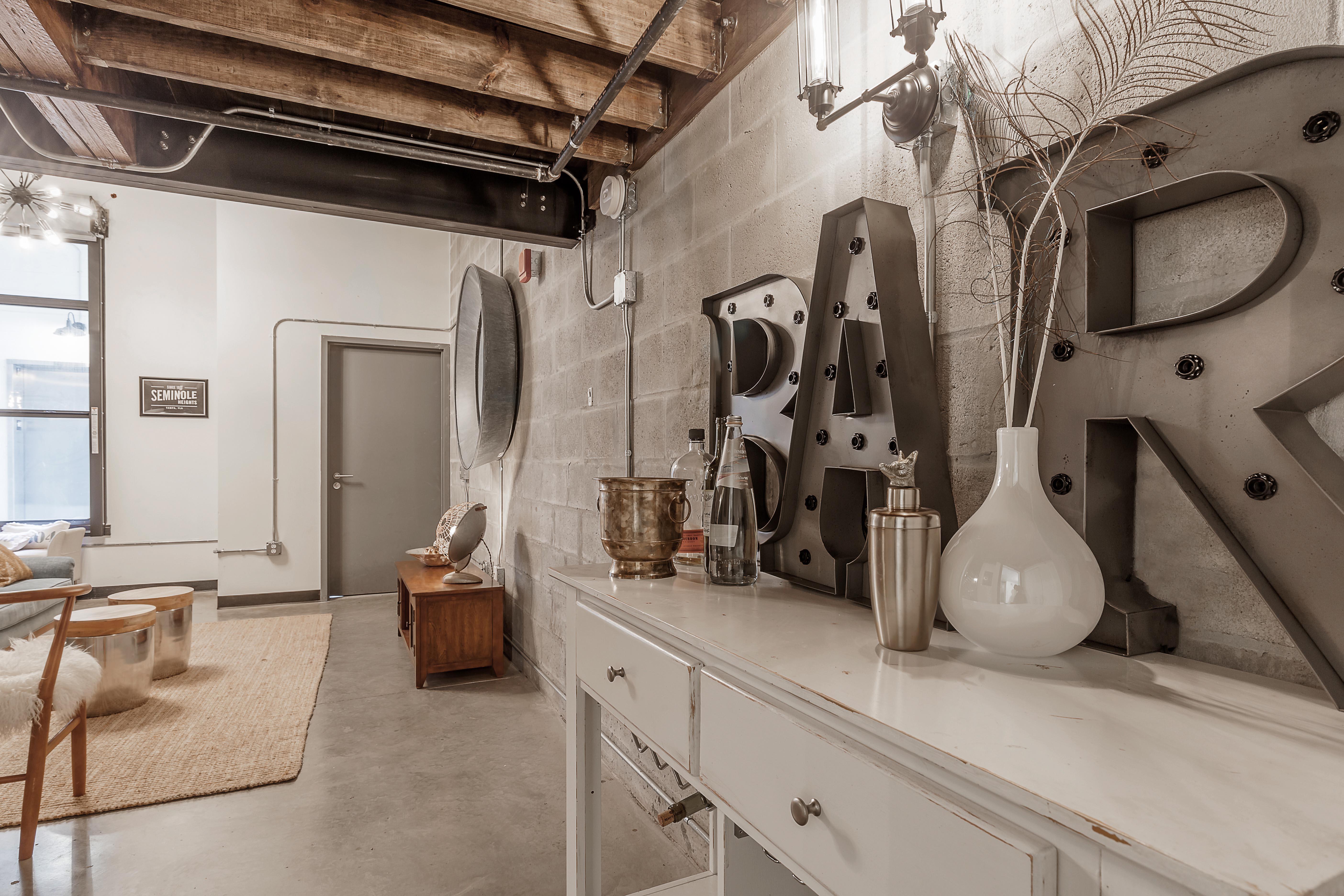 living - Model Home Interior Design