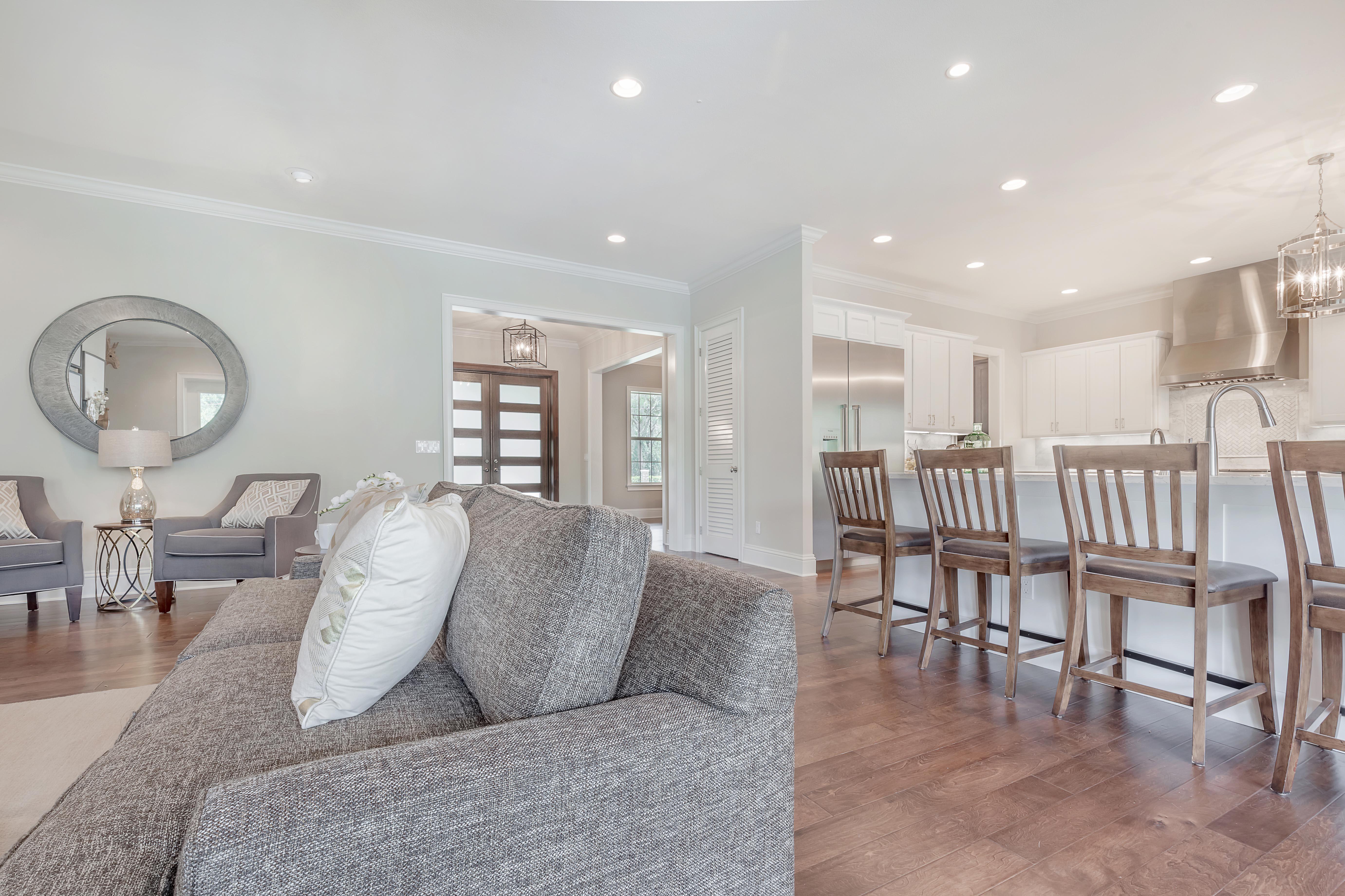 Executive New Home by Veranda Homes - Cardinal Designs