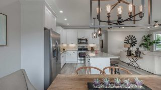 Ethereal Style Staging - Kitchen